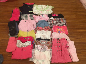 Girl clothes size 3