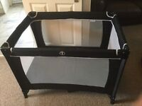 Redkite travel cot and carry bag