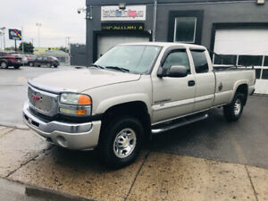 GMC SIERRA 2500 HD 6,0 LITRES CONDITION AA1