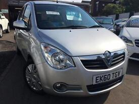 Vauxhall Agila Club 5dr PETROL MANUAL 2010/60
