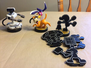 Mr. Game and Watch Amiibo Set