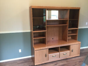 Entertainment unit for only $50