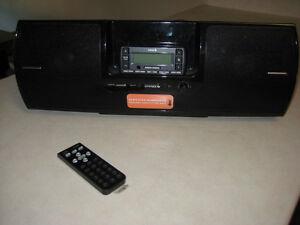 SiriusXm radio & boombox