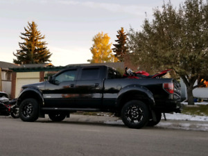 2013 f150 fx4 lariat with extended warranty