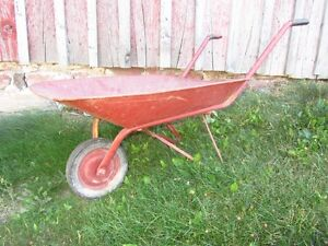 Vintage Wheel Barrow Peterborough Peterborough Area image 1