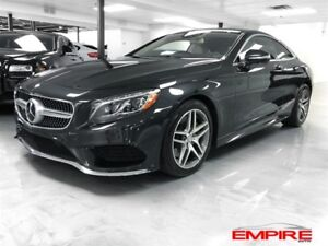 Mercedes-Benz Classe-S S550 4MATIC AMG COUPE 2015