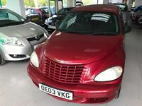 2003 Chrysler PT Cruiser 2.2CRD Classic - 2 F Keepers