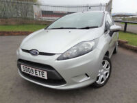 2009 Ford Fiesta 1.25 82ps Style - 10 Service Stamps - KMT Cars