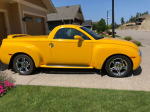 2006 Chevy SSR Corvette Powered Truck