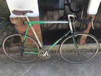 80s Carrea race bike retro for restoration
