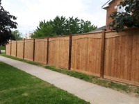Fence Repair & New Installation *Gurbinder Singh 416-712-1265*