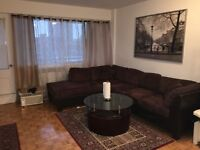 Large,sunny,clean,all included 3 1/2 in Downtown(McGill/Concordi