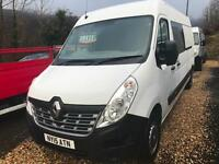 2015 15 Renault Master 2.3dCi LM35 125 Business EDITION / SAT-NAV / AIR-CON