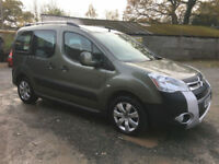 2010 CITROEN BERLINGO MULTISPACE XTR 1.6 HDi GREY