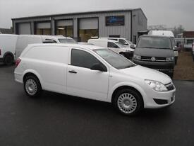 Vauxhall Astravan 1.7CDTi 16v Ecoflex 110ps 6 Speed Euro 5 Only 48800 mls