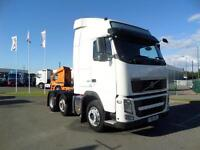 3 X 2011 (11) Volvo FH13-460 6X2 GLOBETROTTER TRACTOR UNITS