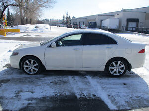 2004 Acura TSX Sedan - NO ACCIDENTS OR CLAIMS