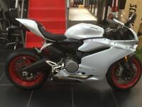 DUCATI PANIGALE 959 SPECIAL EDITION 1 OF 25 WORLDWIDE, 1 OF 4 WHITE BIKES !!