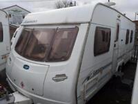 LUNAR LEXON 640 ISLAND BED TWIN-AXLE 2006 ISLAND BED 4 BERTH