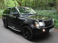 2006 (56) Land Rover Range Rover Sport 2.7TD V6 auto HSE..HIGH SPEC..STUNNING!!