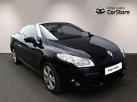 Renault Megane DYNAMIQUE TOMTOM DCI FAP EDC (black) 2011-09-23