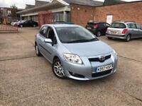 Toyota Auris 2.0D-4D TR GREAT VALUED HATCHBACK!