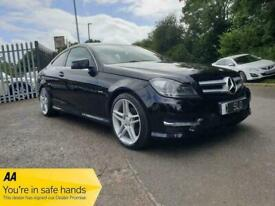 image for 2011 MERCEDES C Class C220 CDI BLUEEFFICIENCY AMG SPORT ED125 Auto COUPE Diesel