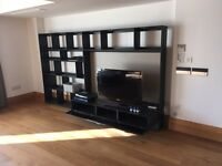 Tv wall unit collection only