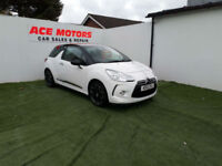 2012 CITROEN DS3 1.6 VTI DSTYLE PLUS 3 DR,54000 MILES WITH FULL SERVICE HISTORY