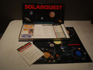 Vintage Solarquest Game-never played-1986 London Ontario image 2