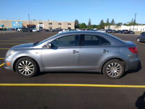 2012 Suzuki Kizashi Great on Gas