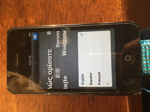 I phone 4s. Great condition, comes with charger