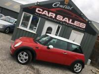 MINI COOPER 1.6 (114BHP) MANUAL *RECENT T/BELT SERVICE* FINANCE PARTX WELCOME