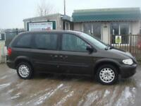 Chrysler Voyager 2.5CRD SE HPI CLEAR
