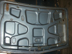 1966-67 Chevelle trunk lids, western, nice condition, sell trade London Ontario image 2