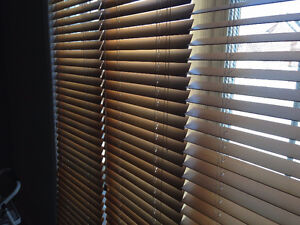 Blinds for window 66 1/2 x 66 1/2