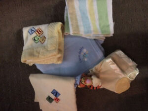Baby Blankets all for $5