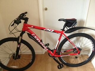 Cannondale 29 SL3 complete with accessories