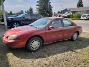 1996 Mercury Sable -runs great, new tires, safety passed in July