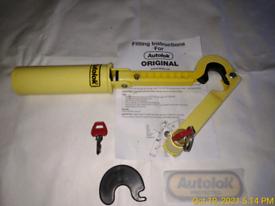 Autolok original car lock