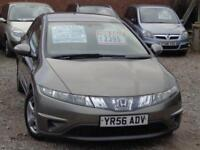 2006 HONDA CIVIC Ctdi Se 2.2
