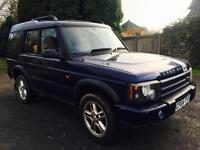 2004 Land Rover Discovery Td5 Landmark, Manual