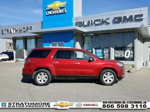 2014 GMC Acadia AWD-SLE2-Camera-Heated seats-Bluetooth-Pw seat..