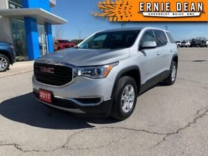 2017 GMC Acadia SLE  ONE OWNER - ONLY 45,000 KM