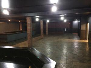 For lease 4000 sq.ft. turnkey bar / restaurant, Whyte Ave