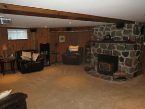 Bobcaygeon Bungalow c/w 2 Car Garage and Large Shop For Sale Kawartha Lakes Peterborough Area image 13