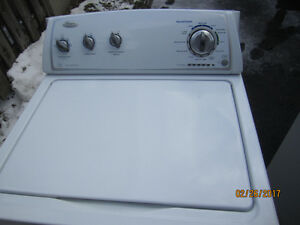Maytag Whirlpool Top Load Washer-Priced to Sell QUICKLY-NEW $