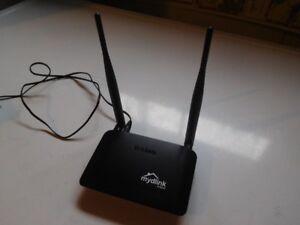 Router pour transmettre le WIFI