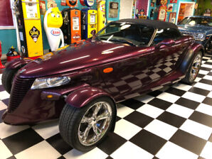 Plymouth Prowler 1999, seulement 29 500 km