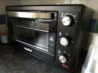 Von Shef Mini Oven 30L barely used